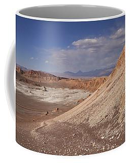 Atacama Valley Of The Moon Coffee Mug
