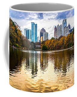 Atlanta - Usa Coffee Mug by Luciano Mortula