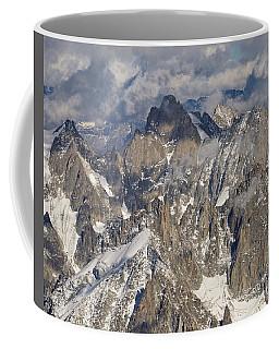 Auguille Du Midi Coffee Mug