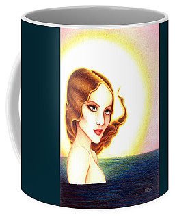 August Honey Coffee Mug