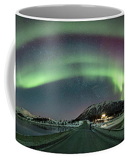 Aurora Panoramic Coffee Mug