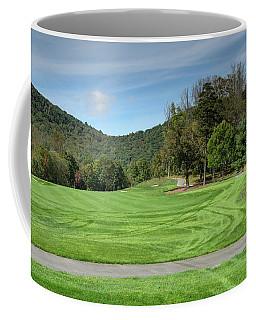 Autumn Fairway Coffee Mug