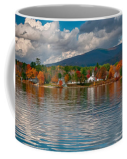 Autumn In Melvin Village Coffee Mug