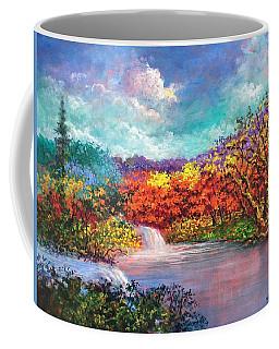 Autumn In The Garden Of Eden Coffee Mug