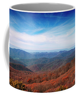 Autumn In The Mountains Coffee Mug
