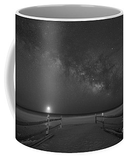 Avalon New Jersey Milky Way Rising  Coffee Mug