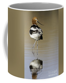 Avocet Looking Back Coffee Mug