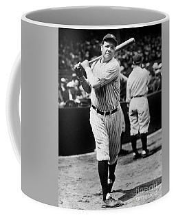 Babe Ruth Coffee Mug