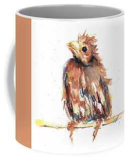 Baby Cardinal - New Beginnings Coffee Mug