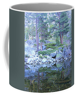 Coffee Mug featuring the photograph Back Country Dawn by Sean Sarsfield