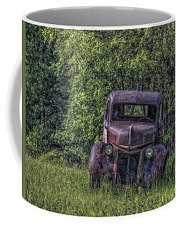 Back In A Field Coffee Mug