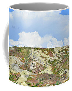 Badlands In Wyoming Coffee Mug