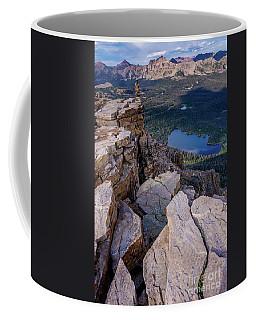 Bald Mountain - Mirror Lake - Uinta Mountains - Utah Coffee Mug
