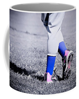 Ball Player Coffee Mug