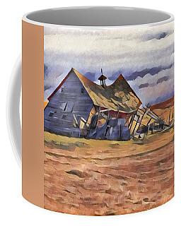 Barn Down Coffee Mug