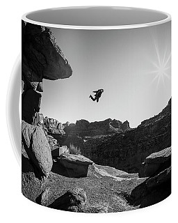 Base Jumper Coffee Mug