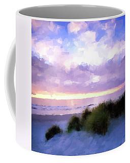Beach Sawgrass Coffee Mug