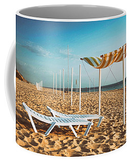 Beach Shader Coffee Mug
