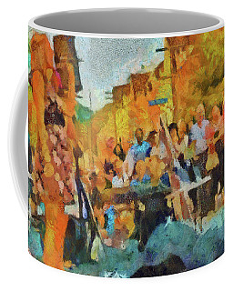 Beaches Jazz Festival Coffee Mug