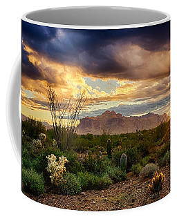 Beauty In The Desert Coffee Mug