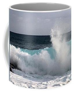 Beauty Coffee Mug by Karen Nicholson