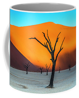 Beauty Lives Forever. Coffee Mug