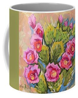 Beavertail Cactus Coffee Mug