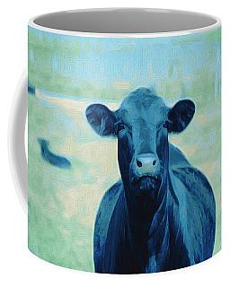 Because Cows Coffee Mug