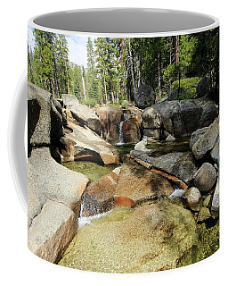 Coffee Mug featuring the photograph Become One With Nature by Sean Sarsfield