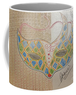 Behind The Mask Coffee Mug