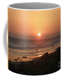 Best Friends At The Beach Coffee Mug