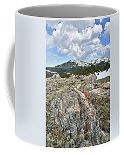 Big Horn Pass In Wyoming Coffee Mug