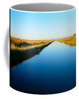 Biggs Canal Coffee Mug