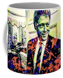 Bill Clinton Coffee Mug