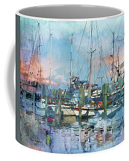 Biloxi Harbor Coffee Mug