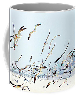 Biloxi Seascape Coffee Mug