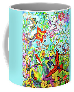 Birds Of Praise Coffee Mug