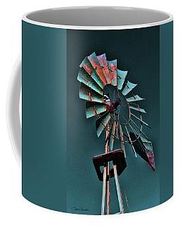Blades Coffee Mug by Sylvia Thornton