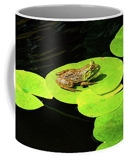 Coffee Mug featuring the photograph Blending In by Greg Fortier