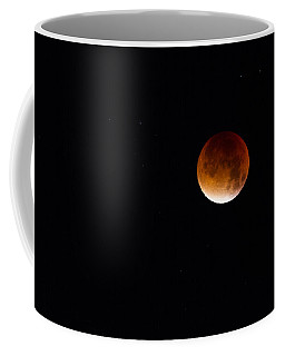 Blood Moon Super Moon 2015 Coffee Mug