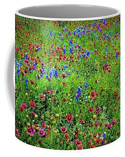 Blooming Wildflowers 537 Coffee Mug