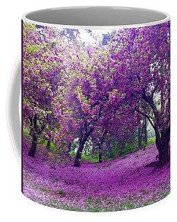 Blossoms In Central Park Coffee Mug
