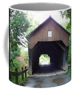 Blow Me Down Bridge Coffee Mug