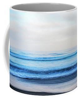 Blue And Gray Coffee Mug