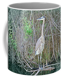 Blue Bayou Coffee Mug by Judy Kay