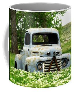 Blue Gent Coffee Mug