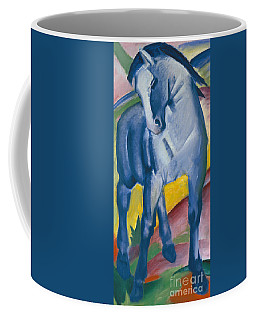 Blue Horse Coffee Mug