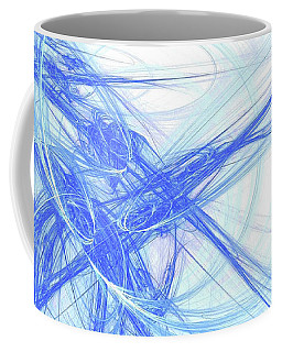 Blue Monday Coffee Mug