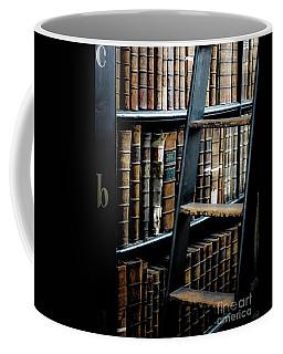 Books Of Knowledge 7 Coffee Mug by Lexa Harpell