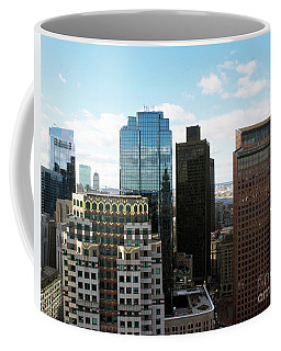 Boston Financial District Coffee Mug